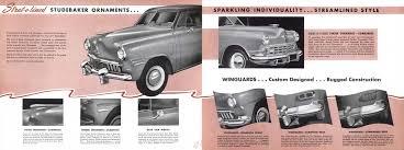 1947 studebaker accessories brochure