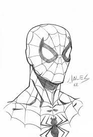 spider man face robertojales deviantart