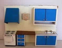 vintage lundby modern dollhouse furniture by foxlaneminiatures