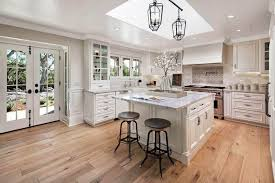 white kitchen cabinets wood floors 27 kitchens with light wood floors many wood types finishes