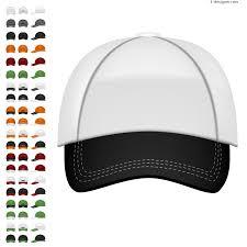 cap designer 4 designer fashion baseball cap design vector material