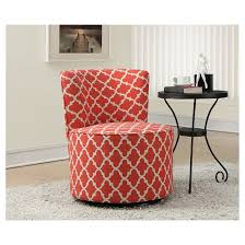 Swivel Accent Chair Accent Chair With Swivel Base Everyroom Target