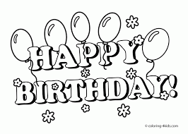 mickey mouse happy birthday coloring printable free printable