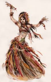 Belly Dance Meme - belly dancer 1 by jenjens journey on deviantart