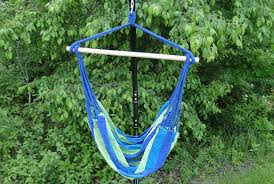 choosing the brazilian hammock chair with universal chair stand