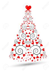 Beautiful Christmas Tree Royalty Free Cliparts Vectors And Stock