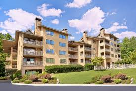Westgate Terrace Apartments Knoxville Tn by Exterior View Of Highlands Condo Rentals In Gatlinburg Tn The