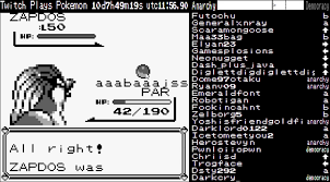 Twitch Plays Pokemon Chronicling The Epic Maddening - twitch plays pokemon chronicling epic maddening adventure so far