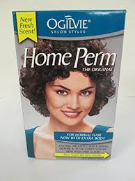 is there extra gentle perms for fine hair amazon com ogilvie home perm extra body 1 application beauty