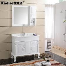 buy kaidi luo european bathroom cabinet vanity washbasin pvc oak
