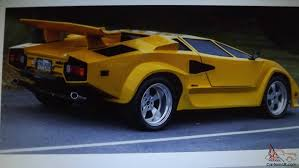 lamborghini gallardo replica countach replica kit car