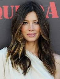 hair styles brown on botton and blond on top pictures of it brown hair with blonde highlights underneath