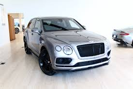 bentley bentayga truck 2018 bentley bentayga w12 black edition stock 8n018899 for sale