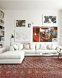 Neutral Sofa Decorating Ideas best 25 red persian rug living room ideas on pinterest colorful