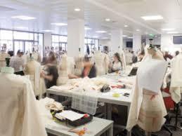 chambre syndicale de la couture exchange progammes ecscp