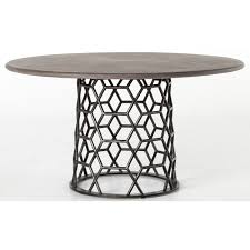 how to clean concrete table top arden dining table four hands dining rooms pinterest beehive