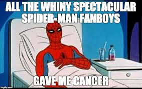 Spiderman Meme - spectacular spider man meme 2 by antivenom907 on deviantart