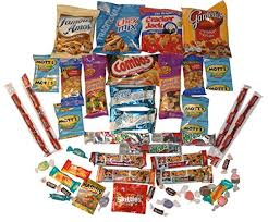 Care Packages For College Students Snack Gift Basket Care Package With 26 Sweet And Salty Snacks Plus