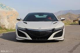 acura supercar acura nsx isn u0027t perfect but it u0027s the supercar of the future