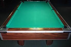 brunswick 7ft pool table rusty billiards