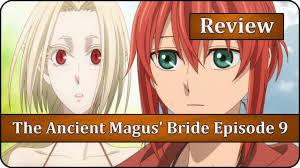Seeking Episode 9 Review The Ancient Magus Mahoutsukai No Yome Episode 9 Anime