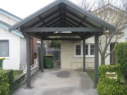 open carports timber carports thomsons outdoor pine