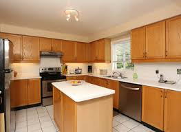 Uncategorized  Refacing Formica Kitchen Cabinets Can You Paint - Laminate kitchen cabinet refacing