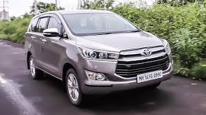 toyota an 2016 toyota innova crysta a candid review youtube
