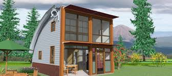 The New Small House Design Horizons Is A California Based Company Q Cabins Are The