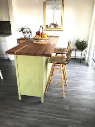 does ikea kitchen islands rustic kitchen island this is how i hacked hemnes ikea