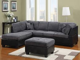 grey ultrasuede sofa www energywarden net