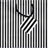 black and white striped gift bags dots gift bags and stripes gift bags
