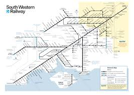 Map Of T Boston by Discover Our Stations U0026 Destination South Western Railway