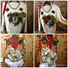 best ugly christmas sweater how to make ugly christmas sweaters