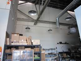Industrial Style Ceiling Fan by American Made Warehouse Lighting Lends Industrial Look Blog