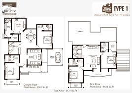 villa plan clever ideas 3 kerala style villa plans 1000 sq ft floor
