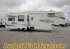 2008 jayco eagle 341 rlqs 5th wheel travel trailer just perfect