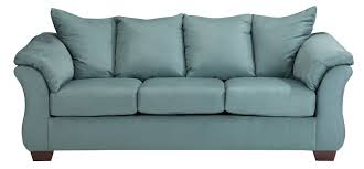 Ashley Furniture Leather Loveseat Sofas
