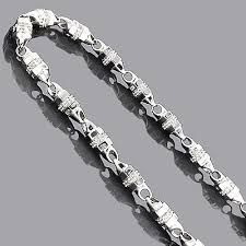 chain necklace mens images 14k mens diamond chain necklace 14 37ct jpg