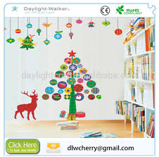 transparent vinyl home decal stock 2017 christmas tree ornament