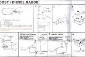 saas boost gauge wiring diagram wiring diagram