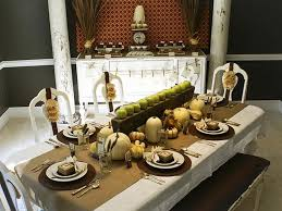 thanksgiving table decorations modern dwell diy decor ideas for thanksgiving