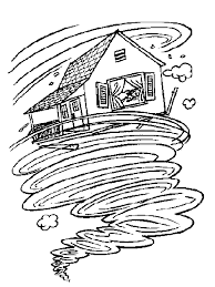 how to draw coloring pages tornado coloring pages how to draw a tornado step 4 readers
