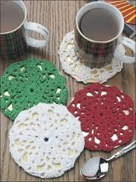 free crochet patterns for home decor crochet general decor cd rom coaster coasters to make free