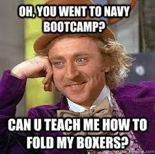 Old Boxer Meme - best of old boxer meme oh you went to navy bootc can u teach me
