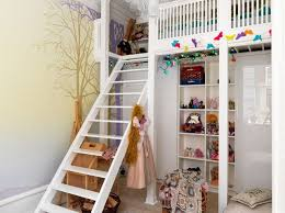mezzanine chambre enfant des chambres idéales pour des petites surfaces décoration