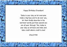 birthday quotes for a one year old grandson great grandson st