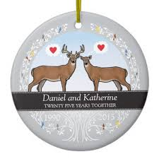 25th wedding anniversary christmas ornament 183 best wedding ornaments images on ornament wedding