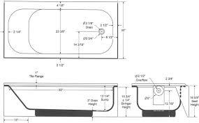 Master Bathroom Dimensions Standard Master Bath Tub Size Bathrooms Cabinets