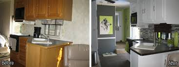 Rv Interiors Images Paint And Rv Decorating Can Turn The Ordinary To Extraordinary
